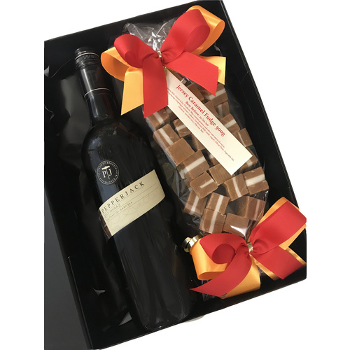 Heathcote Shiraz & Fudge